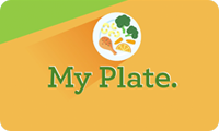How to fill your plate the healthy way